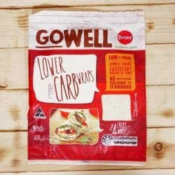 GoWell Lower Carb Wrap