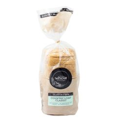 Gluten Free Country Bread - Classic (Sliced)