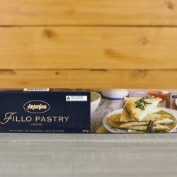 Fillo Frozen Pastry