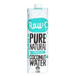 Pure Natural Coconut Water - Straight Up