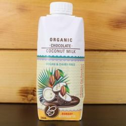 Organic Chocolate Coconut Milk