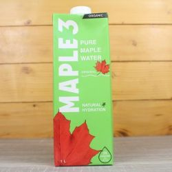 Organic Pure Maple Water