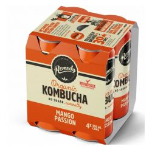Rko Mango Passion Multipack 4 x 250ml