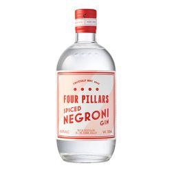 Gin - Spiced Negroni