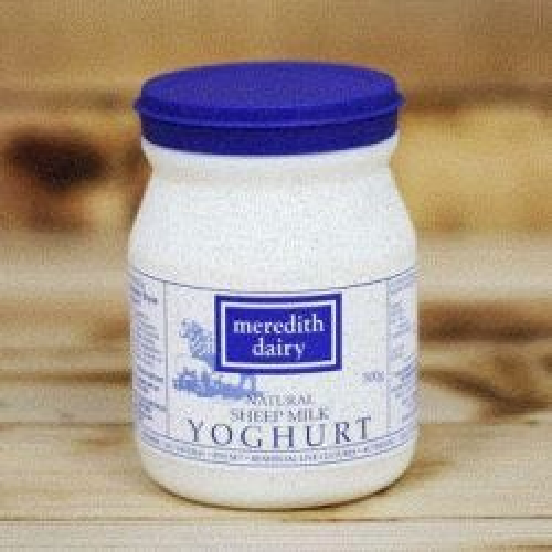 Blue Sheep Milk Yoghurt Mediterranean