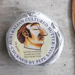 Salted Cultured Butter