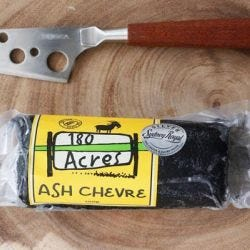 Ash Chevre Log