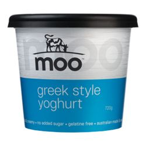 Yoghurt - Greek Style