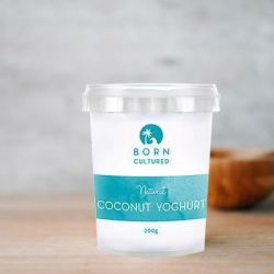 Natural Coconut Yogurt