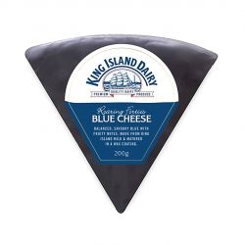 Roaring 40s Blue Wedge