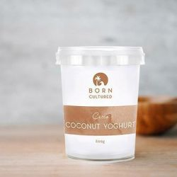Cacao Coconut Yogurt