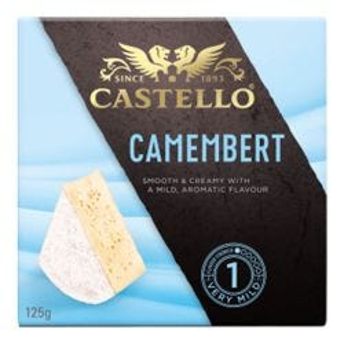 Cheese - Camembert