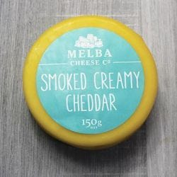 Smoked Creamy Cheddar