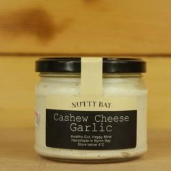 Garlic Cashew Cheese