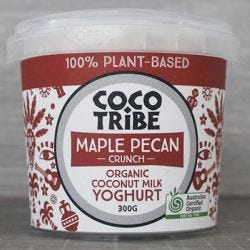 Maple Pecan Yoghurt