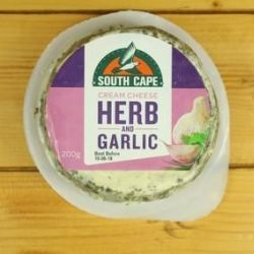Herb & Garlic Cream Cheese