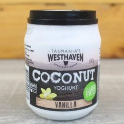 Vanilla Coconut Yoghurt