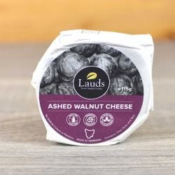 Ashed Walnut Cheese