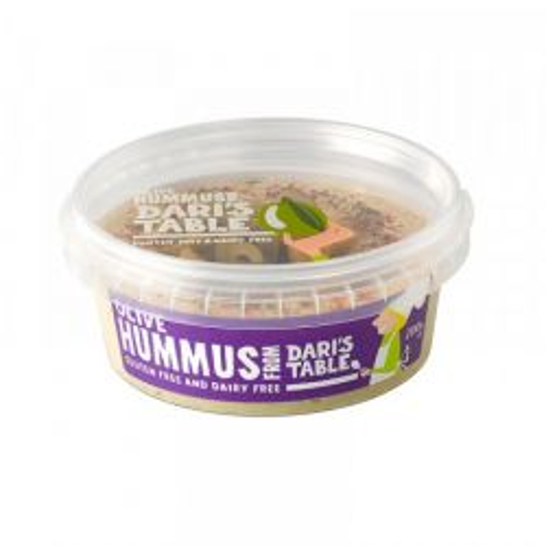 Olive Hummus Dip