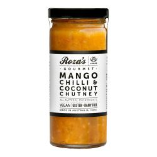 Chutney - Mango, Chilli & Coconut
