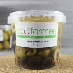 Marinated Mixed Italian Olives