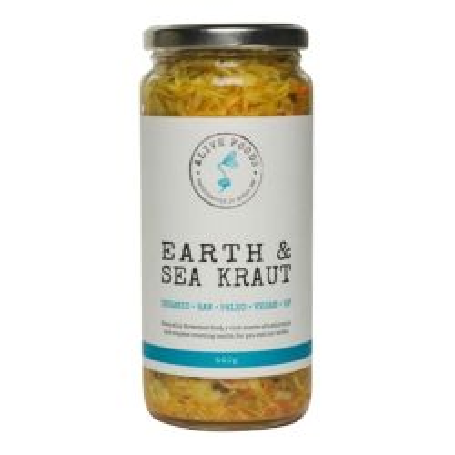 Earth and Sea Kraut