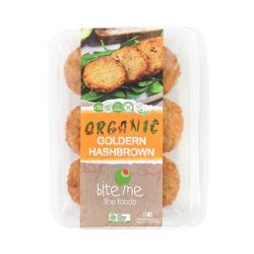 Organic Golden Hashbrowns