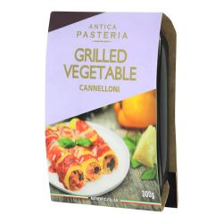 Cannelloni - Grilled Vegetable