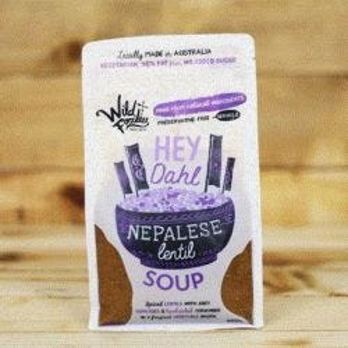 Hey Dahl Nepalese Lentil Soup