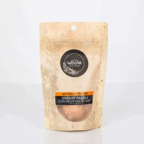 Espresso Orange Energy Pearls