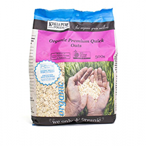 Organic Premium Oats - Quick