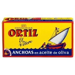 Anchovy Fillets in Olive Oil