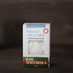 Natural Sea Salt Flakes