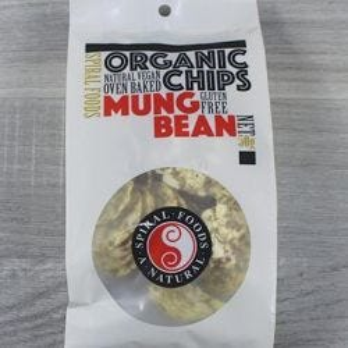 Organic Mungbean Chips