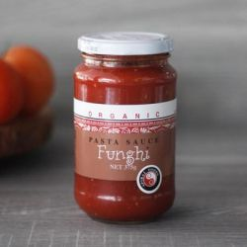 Organic Fungi Pasta Sauce