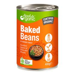 Beans - Baked in Tomato Sauce