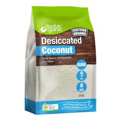 Coconut - Desiccated