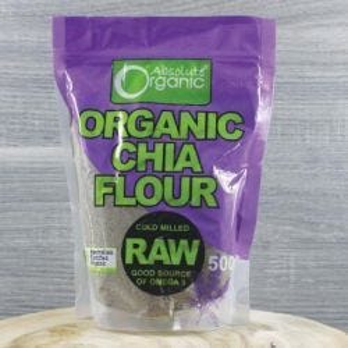 Organic Chia Flour