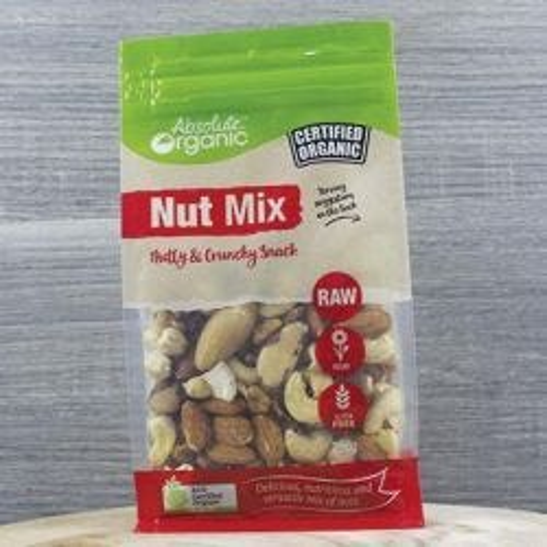 Organic Raw Nut Mix