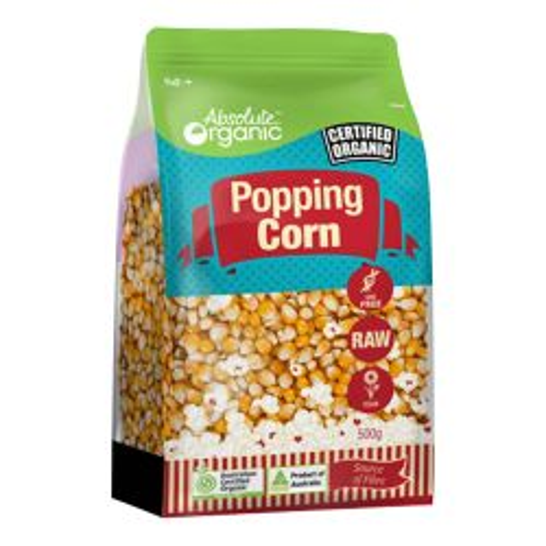 Corn - Popping