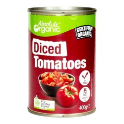 Tomatoes - Diced