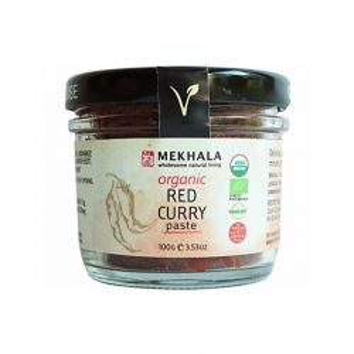 Organic Thai Paste - Red Curry