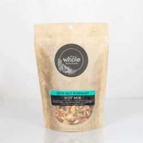 Rock Salt Rosemary Nut Mix