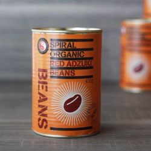 Organic Red Adzuki Beans