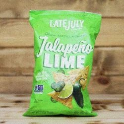 Jalepeno Lime Tortilla Chips