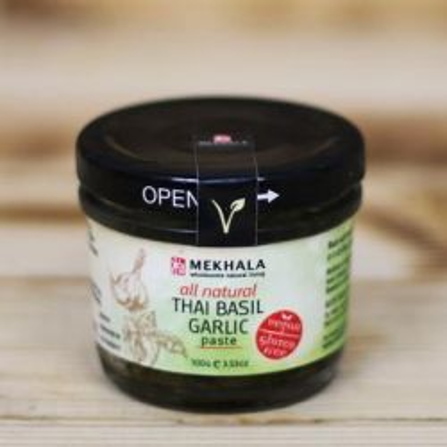Thai Basil Garlic Paste