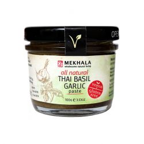 All Natural Thai Paste - Basil Garlic