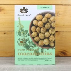 Roasted & Sea Salt Macadamias Nuts