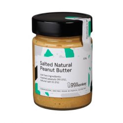 Salted Natural Peanut Butter