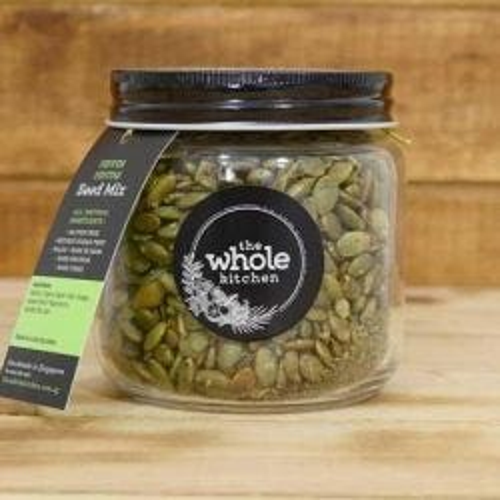 Pepper Pepitas Seed Mix Gift Jar